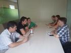 Совет молодежного комитета обсудил планы
