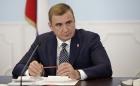 Алексей Дюмин подписал ряд законов о поддержке субъектов предпринимательства