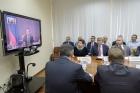 Михаил Глухов принял участие в селекторном совещании под председательством Дмитрия Медведева