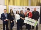 Руководитель тульского садового центра «Северин» стала победителем регионального этапа премии «Бизнес-успех»