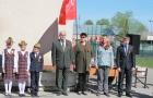 Представители «ОПОРЫ РОССИИ» поздравили школьников с предстоящим Днем Победы
