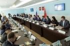 Состоялось первое заседание регионального инвестиционного совета