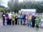 На МамПараде в Туле подвели итоги конкурса «Сделано мамой. Сделано в России»