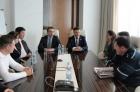 Лидеры Тульской ОПОРЫ встретились с депутатом
