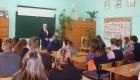 Михаил Глухов поделился опытом с тульскими школьниками