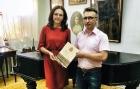 «Летопись тульского предпринимательства» передали в Музей предпринимателей, меценатов и благотворителей